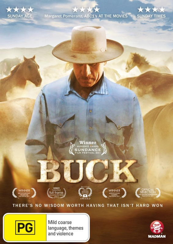 Buck on DVD