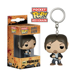 The Walking Dead Daryl Dixon Pop! Keychain