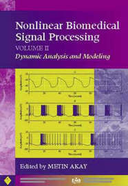 Nonlinear Biomedical Signal Processing: v. 2