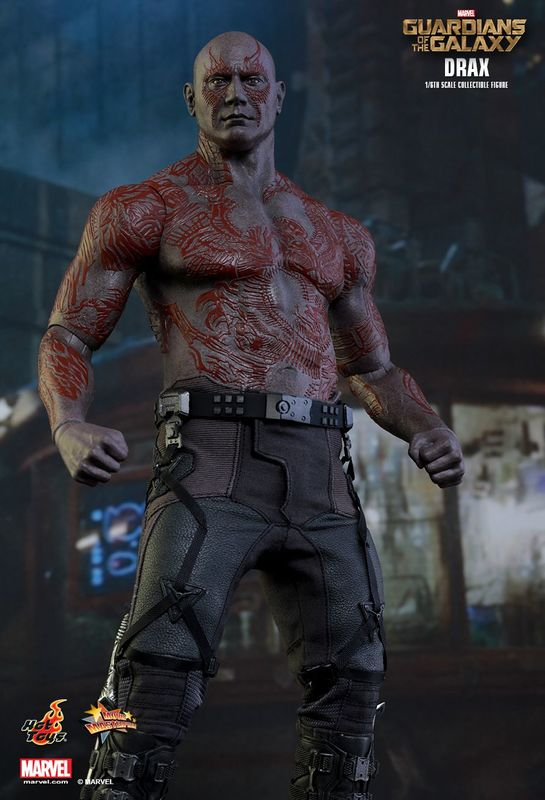 "Guardians Of The Galaxy - Drax 13"" Figure"