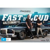 Fast N' Loud Ultimate Collector's Set on DVD image