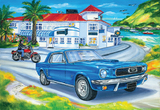 Holdson: Southern Skies 500pce Jigsaw Puzzle - Hotel Oceanside