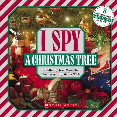 I Spy a Christmas Tree by Jean Marzollo