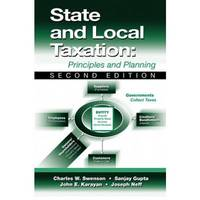 State and Local Taxation by Charles W. Swenson