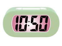 Karlsson Alarm Clock - Gummy (Jade)