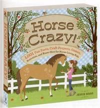 Horse Crazy! by Jessie Haas