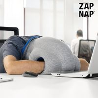 Zap Nap: Alien Head - Travel Pillow