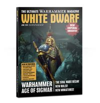 White Dwarf: June 2018