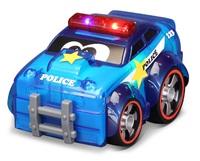 BB Junior: Push & Glow - Police Car