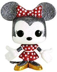 Disney: Minnie Mouse (Diamond Glitter Ver.) - Pop! Vinyl Figure image