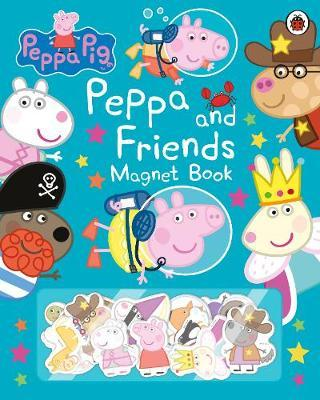 Peppa Pig: Peppa and Friends Magnet Book by Peppa Pig image