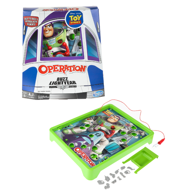Toy Story: Buzz Lightyear - Operation Game