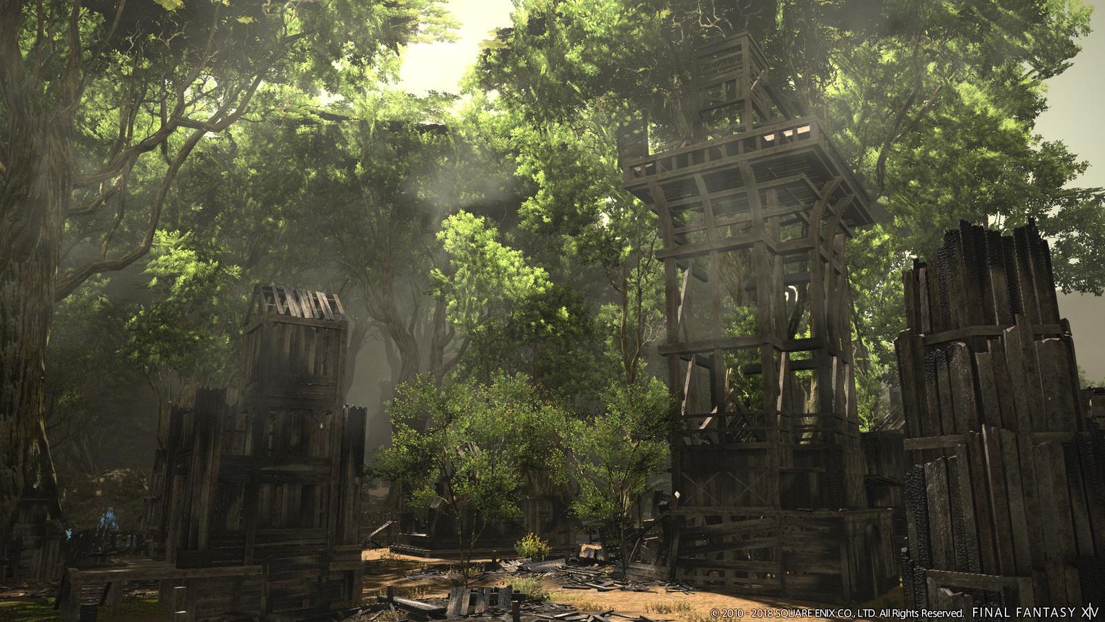 Final Fantasy XIV: Shadowbringers for PS4 image