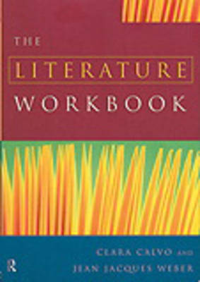 The Literature Workbook by Clara Calvo image
