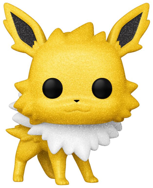 Pokemon: Jolteon (Diamond Glitter) - Pop! Vinyl Figure