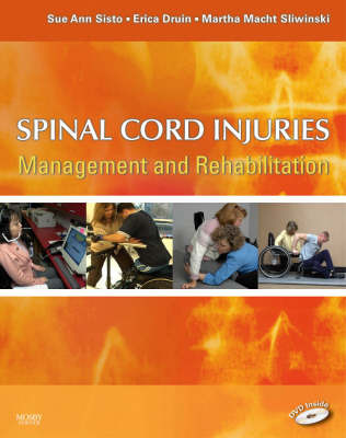 Spinal Cord Injuries by Sue Ann Sisto image