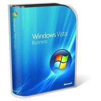 Microsoft Windows Vista Business image