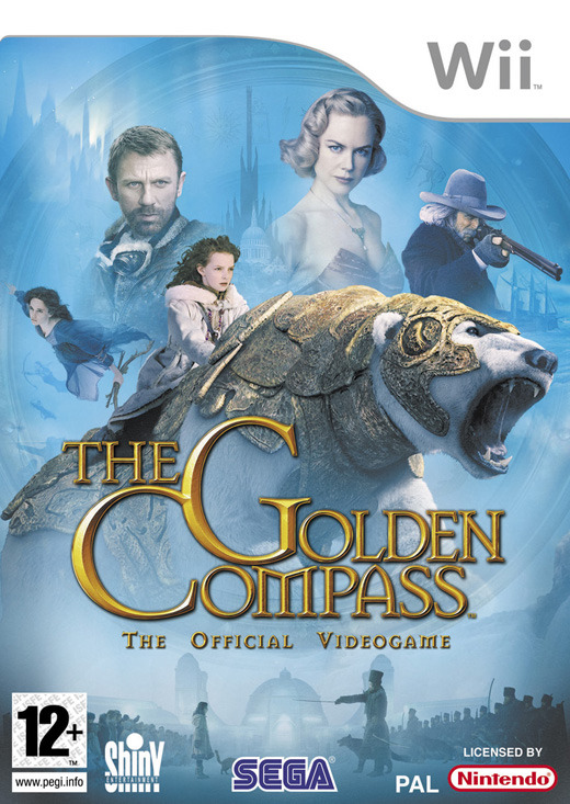 The Golden Compass for Nintendo Wii