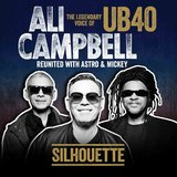 Silhouette (The Legendary Voice Of UB40) by Ali Campbell