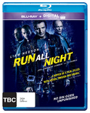 Run All Night on Blu-ray