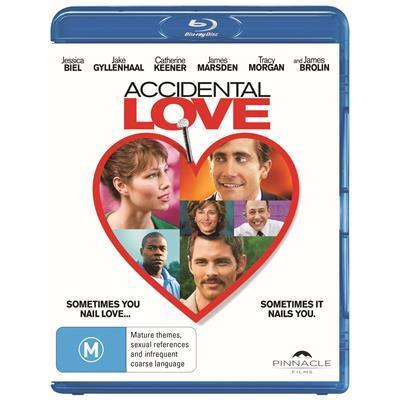 Accidental Love on Blu-ray