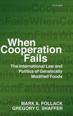 When Cooperation Fails by Mark A Pollack image