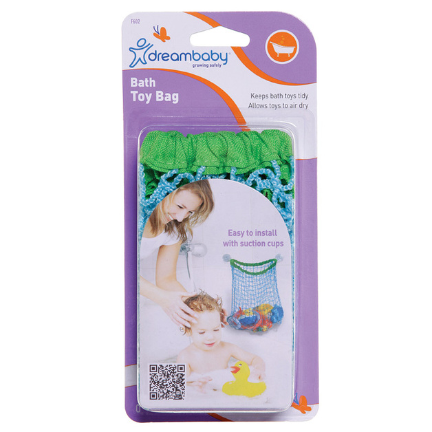 Dream Baby Bath Toy Bag