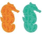 Seahorse Ice-Trays (Set of 2)