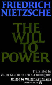 The Will to Power: In Science, Nature, Society and Art by Friedrich Nietzsche