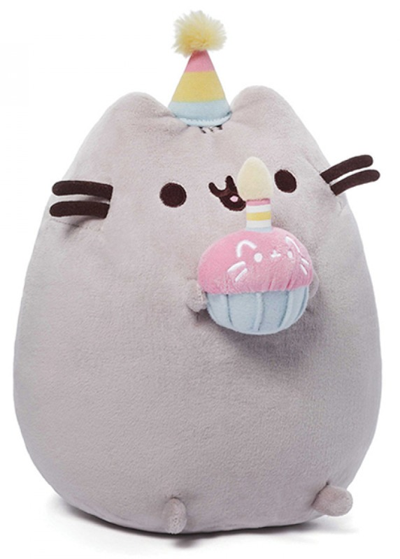 Pusheen: Birthday Pusheen - 26.5cm