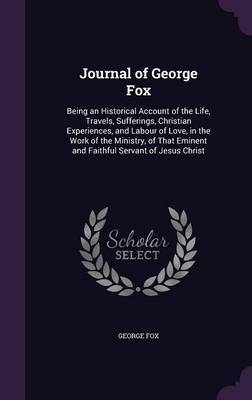 Journal of George Fox by George Fox image