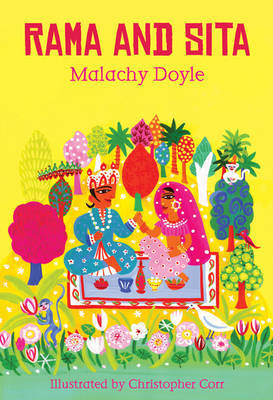 Rama and Sita: The Story of Diwali by Malachy Doyle image