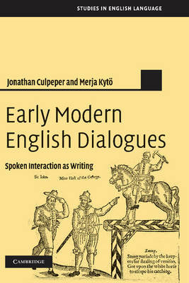 Studies in English Language by Jonathan Culpeper
