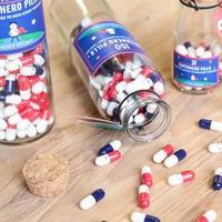 Short Story: Superhero Pills - 31 Days image