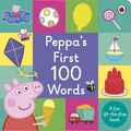 Peppa Pig: Peppa's First 100 Words by Peppa Pig
