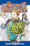 The Seven Deadly Sins 4 by Nakaba Suzuki