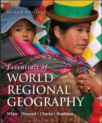Essentials of World Regional Geography by Elizabeth Chacko image