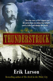 Thunderstruck by Erik Larson image