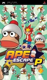 Ape Escape (Essential) for PSP