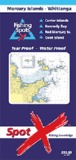 Spot X Mercury Islands - Whitianga Chart: Fishing Spots by X Spot