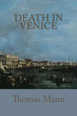 Death in Venice by Thomas Mann image