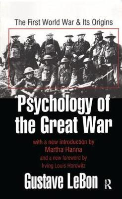 Psychology of the Great War image