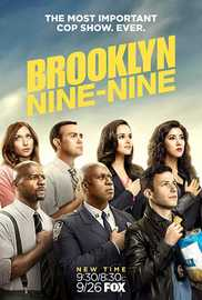 Brooklyn Nine-Nine: Season 5 on DVD