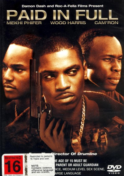Paid In Full on DVD image