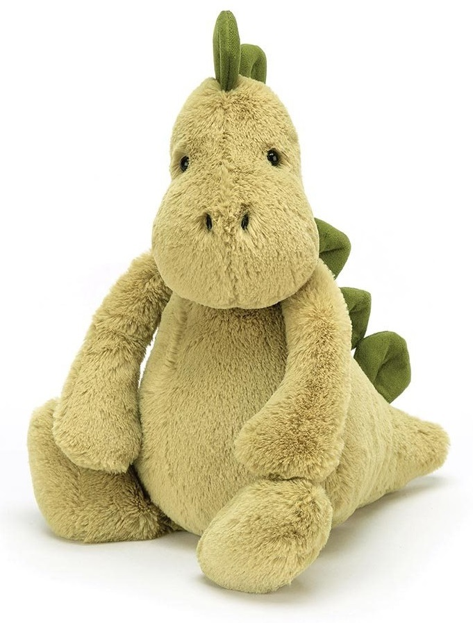 Jellycat: Bashful Dino - Medium Plush image