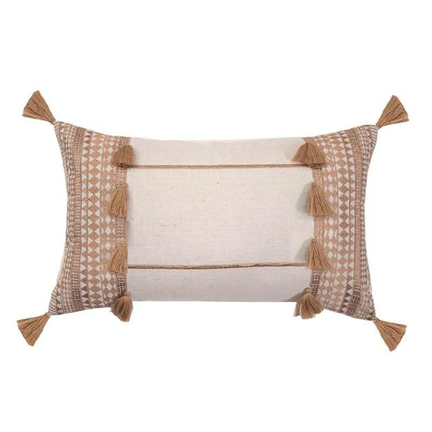Bambury: Seri Cushion - Fawn (30 x 50cm)