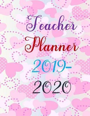 Lesson Planner for Teachers by Elizabeth Ann Planners