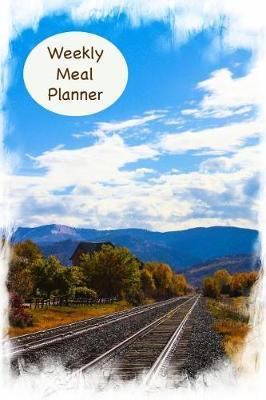 Weekly Meal Planner by Advanta Publishing