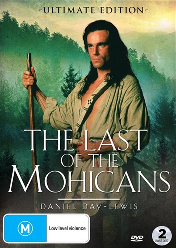 The Last Of The Mohicans - Ultimate Edition on DVD