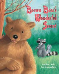 Brown Bear's Wonderful Secret by Caroline Castle image